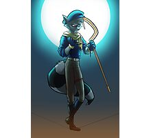 Sly Cooper Photographic Print