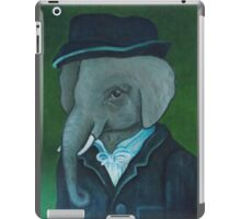 The Elephant Man iPad Case/Skin