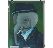 The Elephant Man iPad Case/Skin