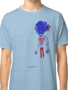 'Carmen Verandah' (Drag Racer Series) Classic T-Shirt