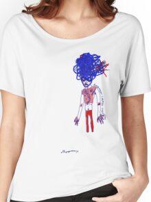 'Carmen Verandah' (Drag Racer Series) Women's Relaxed Fit T-Shirt