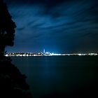Auckland Blues by Michiel Reuvecamp