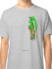 'Pia Croc' (Drag Racer Series) Classic T-Shirt