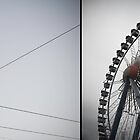ferris wheel berlin by keatch