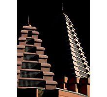 Temple, Brampton, Ontario Photographic Print