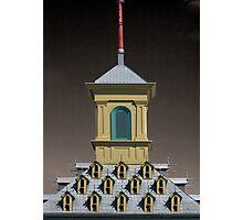 Gatehouse Roof, Dundurn Castle, Hamilton Ontario Photographic Print