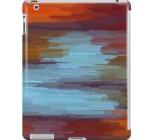 Pastel Colored Abstract Background #9 iPad Case/Skin