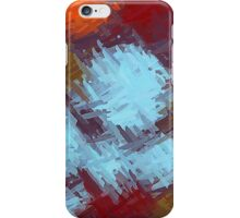 Pastel Colored Abstract Background #10 iPhone Case/Skin