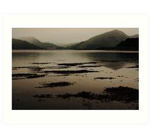 Loch Linnhe Art Print