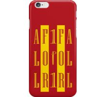 Cleveland Cavaliers - All for One  iPhone Case/Skin
