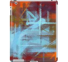 Colorful Painting Abstract Background #2 iPad Case/Skin