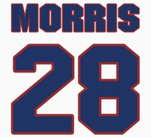 National baseball player Hal Morris jersey 28 by imsport