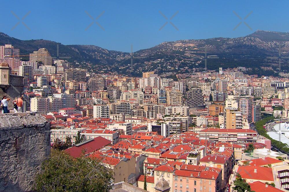 Monaco II by Tom Gomez