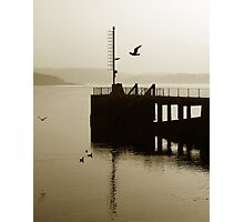 Portaferry Pier  Photographic Print