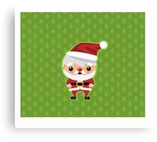 Santa Claus Canvas Print