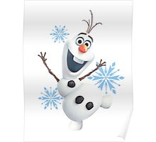 Olaf Poster