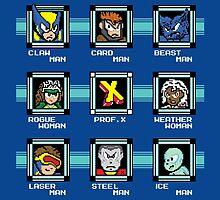 Mega X-Man by RetroReview