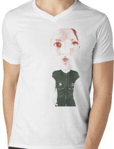 broken doll Mens V-Neck T-Shirt
