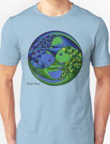 pisces yin yang T-Shirt