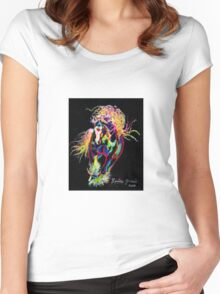Wraggle Taggle Gypsy Cob Women's Fitted Scoop T-Shirt