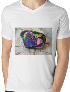 Rock'N'Ponies - SPIKE & THE HOOTOWL Mens V-Neck T-Shirt