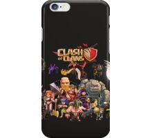 Clash of Clan - Assemble iPhone Case/Skin