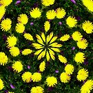 yellow swirl by donald beynon