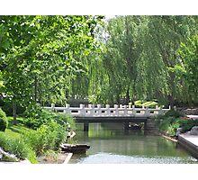 Forbidden City Park 2, Beijing Photographic Print