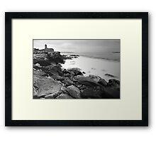 St Johns Point......by artist Framed Print