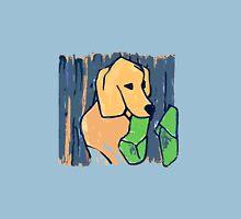 GOLDEN RETRIEVER WELCOME HOME  Unisex T-Shirt