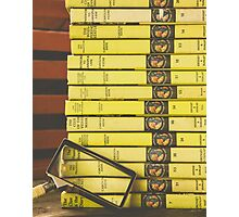 Teen Mystery Library Photographic Print