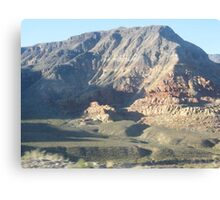 magestic mountain Canvas Print