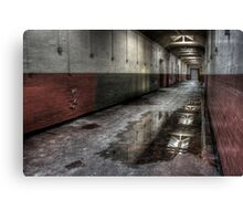 Floor and more Canvas Print