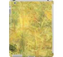 Colorful Painting Abstract Background #6 iPad Case/Skin