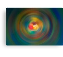 Go In To The Light Canvas Print