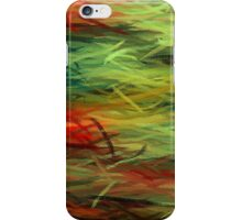 Colorful Painting Abstract Background #5 iPhone Case/Skin