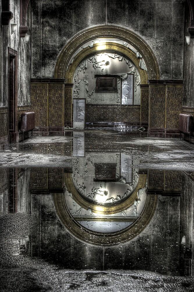Main Corridor by Richard Shepherd