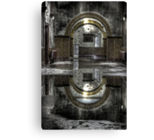 Main Corridor Canvas Print