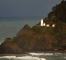 Heceta Head by sheldoni