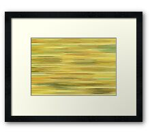 Colorful Painting Abstract Background #7 Framed Print