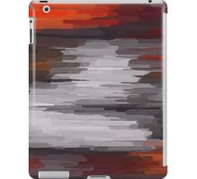 Colorful Painting Abstract Background #8 iPad Case/Skin