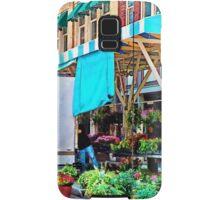 Roanoke VA - Unloading Flower Truck Samsung Galaxy Case/Skin