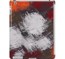 Colorful Painting Abstract Background #9 iPad Case/Skin