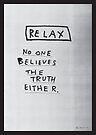RELAX by Steve Leadbeater
