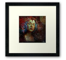 Queen Mercura Framed Print