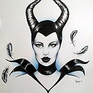 Maleficent by Helena Babic
