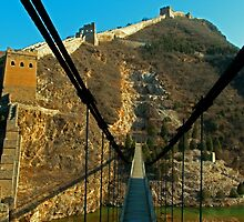 Great Wall of China2 by bulljup