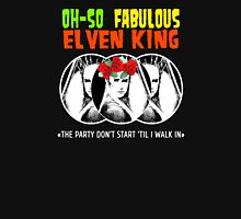 That Oh-So Fabulous Elvenking Thranduil Womens Fitted T-Shirt