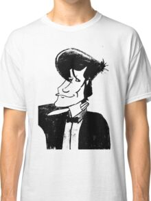 11th Doctor Drawing Classic T-Shirt