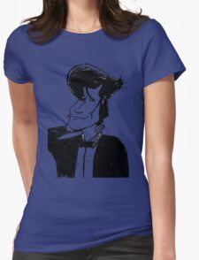 11th Doctor Drawing Womens Fitted T-Shirt